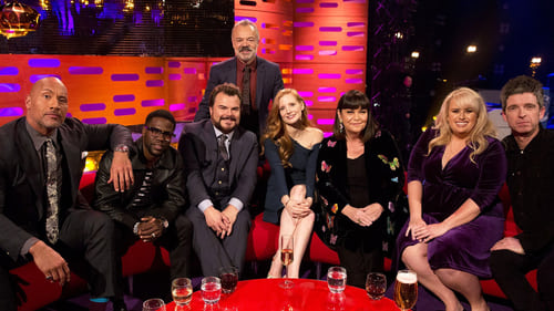 The Graham Norton Show: Season 22 – Episode Jessica Chastain, Dawn French, Rebel Wilson, Dwayne Johnson, Kevin Hart, Jack Black, Noel Gallagher