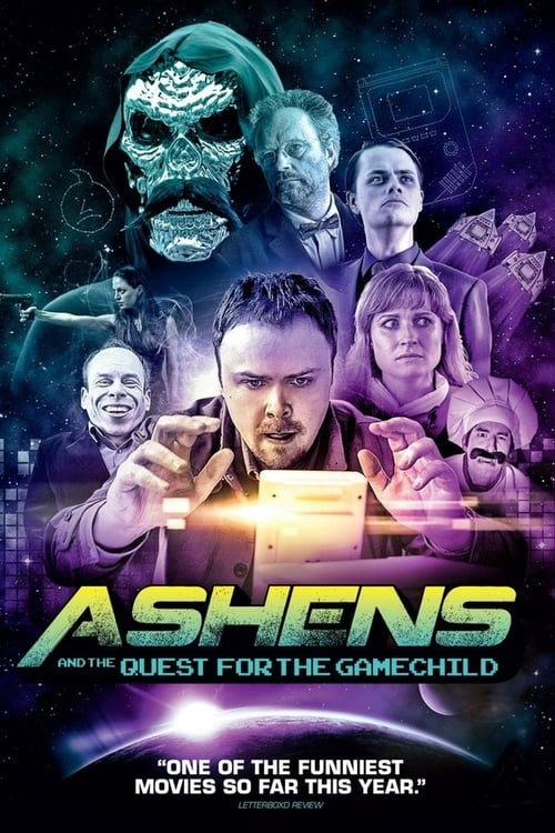 Ashens and the Quest for the Gamechild lookmovie