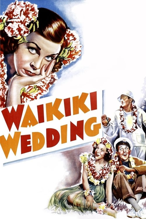 Filme Waikiki Wedding Grátis