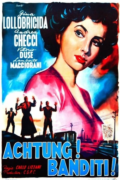 Attention! Bandits! (1951)