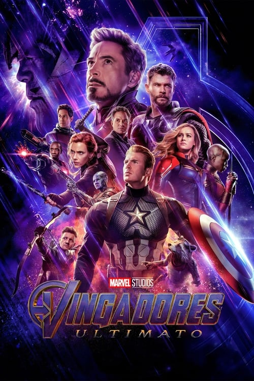 Vingadores: Endgame (2019) download