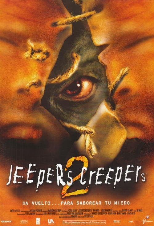 Jeepers Creepers 2 pelicula completa