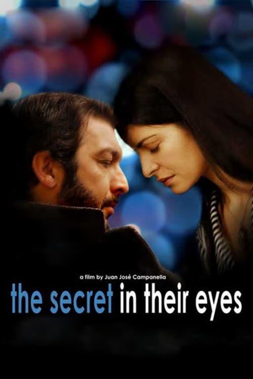 El secreto de sus ojos Movie Poster