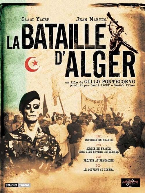 La battaglia di Algeri film en streaming