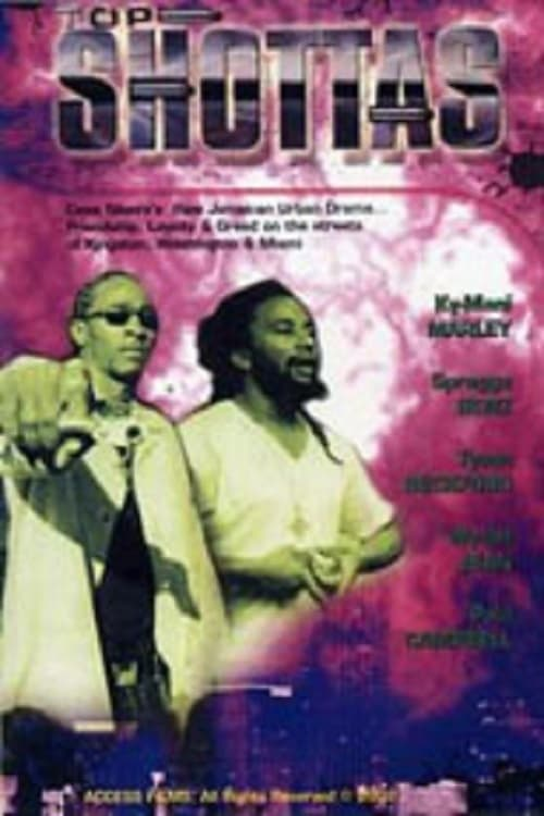 Largescale poster for Shottas