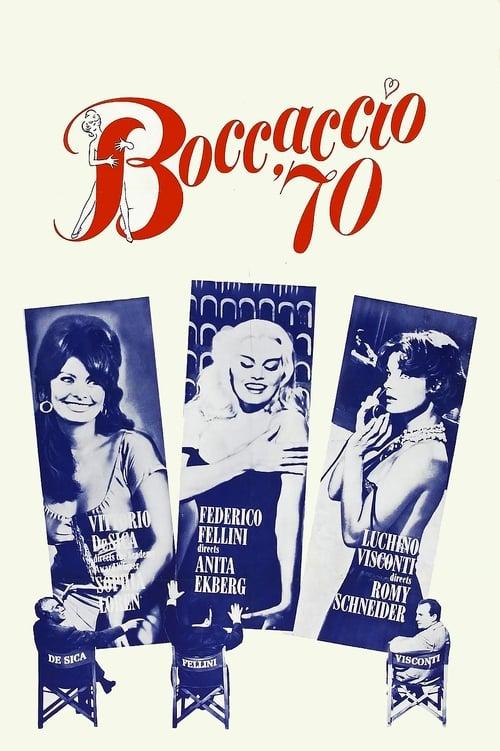 Download Boccaccio '70 (1962) Movie Free Online