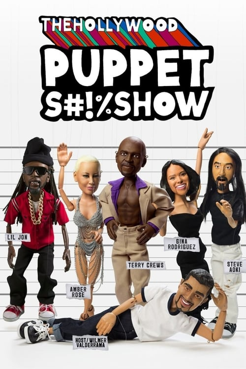 The Hollywood Puppet Show (2017)
