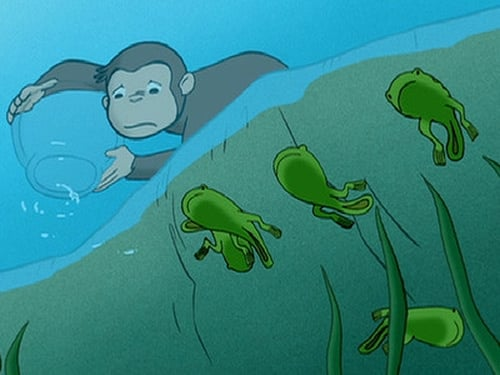 Curious George: Season 1 – Episod Curious George Discovers the Poles