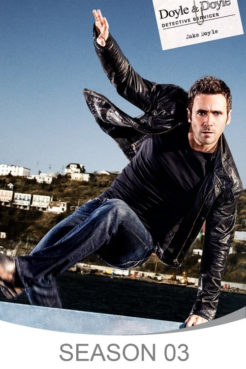 Republic of Doyle poster