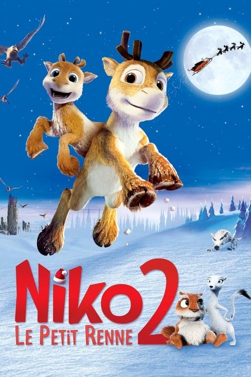 [FR] Niko, le petit renne 2 (2012) streaming