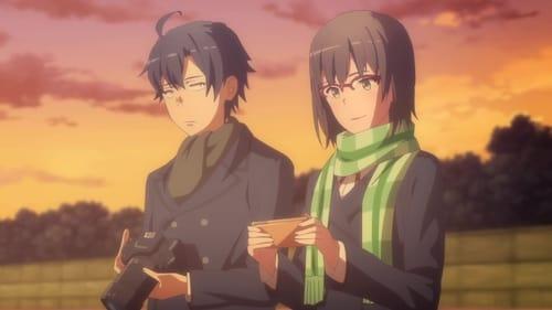 Assistir Yahari Ore no Seishun Love Comedy wa Machigatteiru S03E08 – 3×08 – Legendado