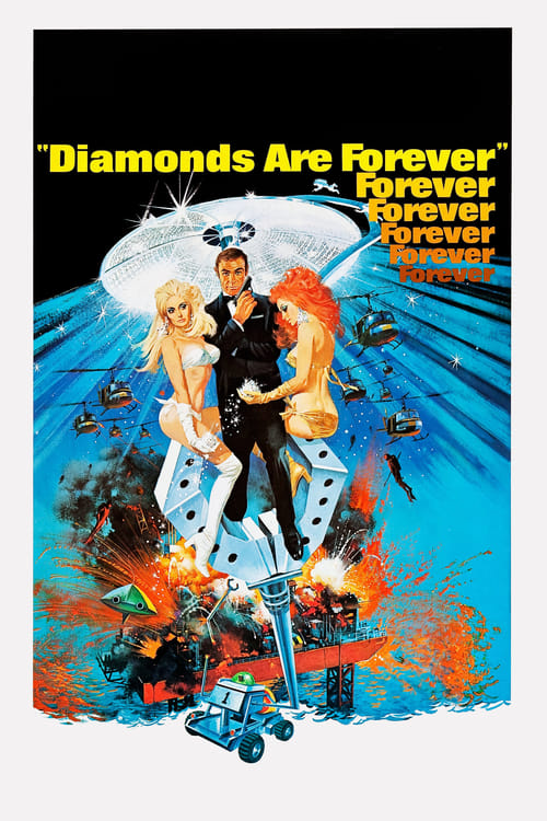 Streaming Diamonds Are Forever (1971) Movie Free Online