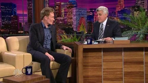The Tonight Show with Jay Leno: Season 16 – Episode Conan O'Brien; Anderson Cooper; Allison Moorer