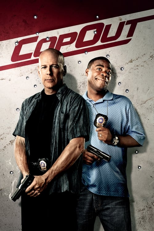 Poster for the movie, 'Cop Out'