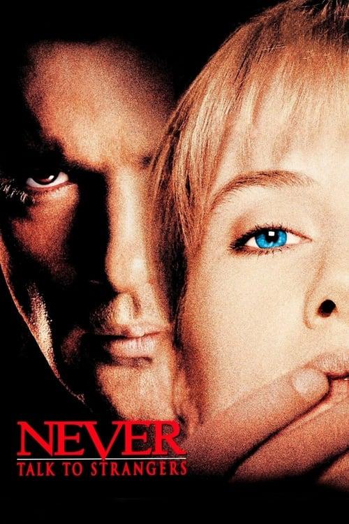 Never Talk to Strangers (1995) Poster