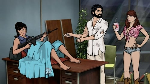 archer - Season 5: Vice - Episode 13: 13
