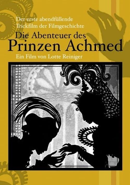[VF] Les aventures du prince Ahmed (1926) streaming