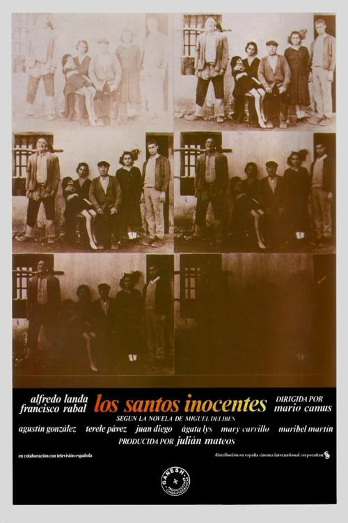 Filme Los santos inocentes Com Legendas Em Português
