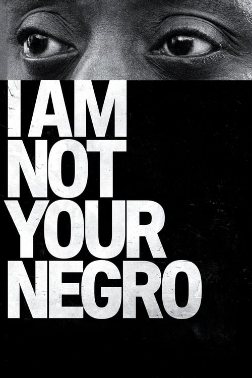 Largescale poster for I Am Not Your Negro