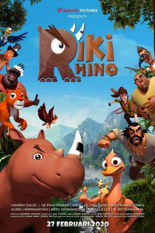 Riki Rhino How Long