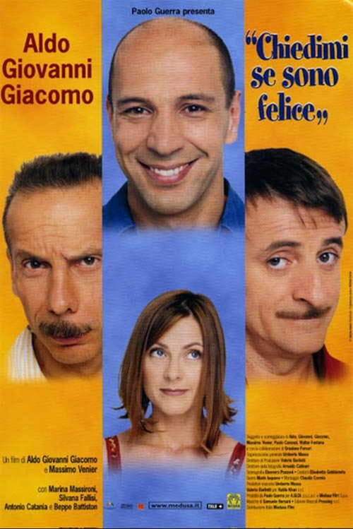 Ask Me If I Am Happy (2000) Poster