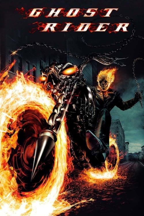 Ghost Rider - Thriller / 2007 / ab 12 Jahre