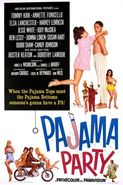 Filme Pajama Party Online Grátis