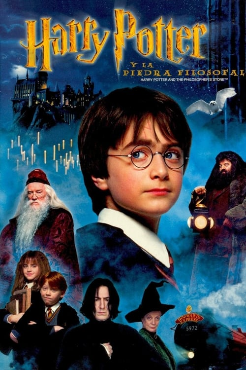 Harry Potter and the Philosopher's Stone Peliculas gratis
