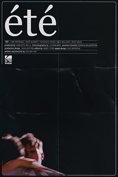 Summer (2017) Poster