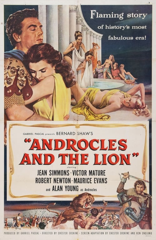 Androclès et le lion Streaming VF