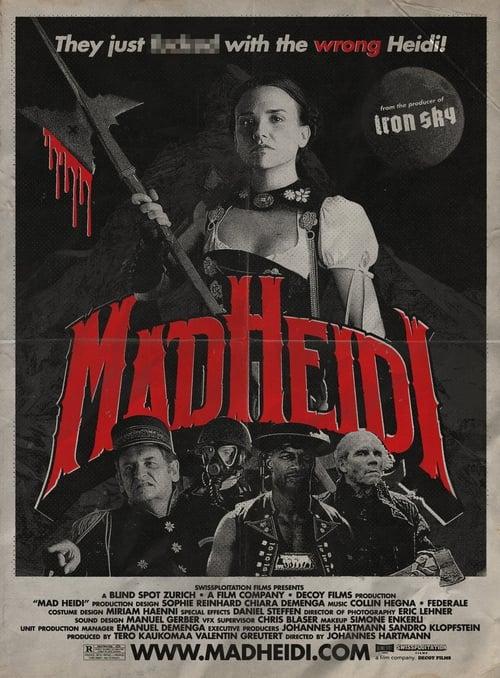 Mad Heidi (1969)