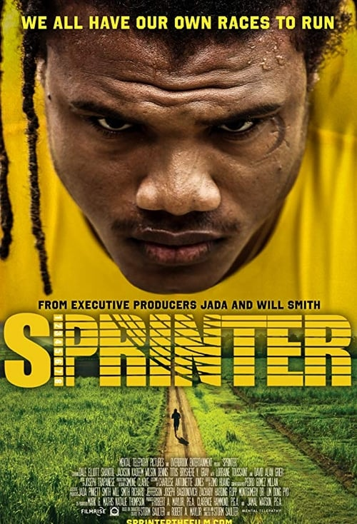 Sprinter Poster