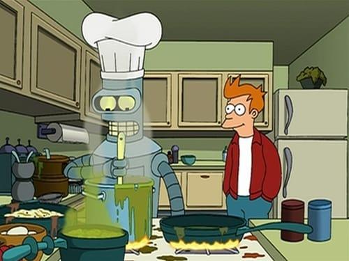 Futurama - Season 4 - Episode 11: 22
