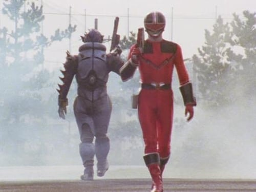 Power Rangers 2001 Full Tv Series: Time Force – Episode Circuit Unsure