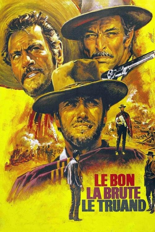 [720p] Le Bon, la Brute et le Truand (1966) streaming film vf