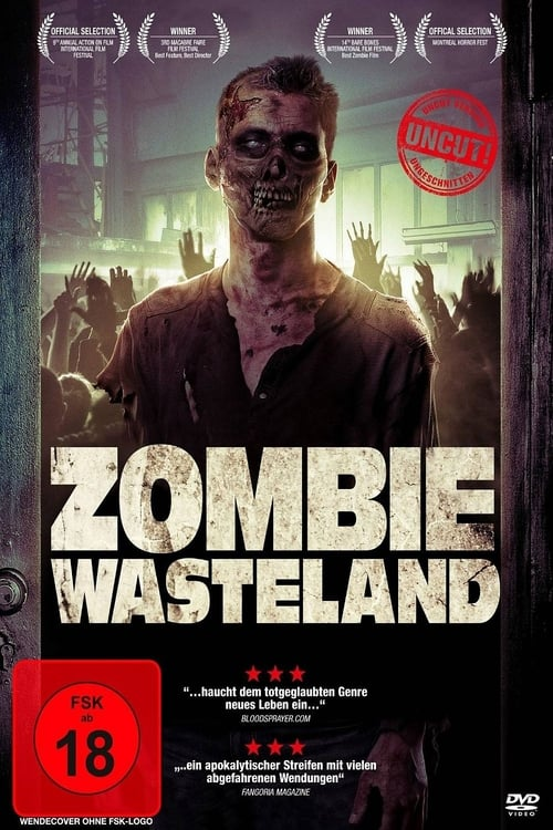 Zombie Wasteland - Poster