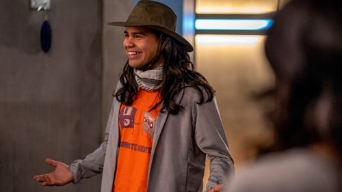 The Flash - Season 6 - Episode 14: Death of the Speed Force