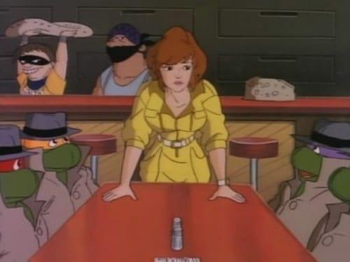 Teenage Mutant Ninja Turtles 1987 Streaming: Season 1 – Episode Turtle Tracks