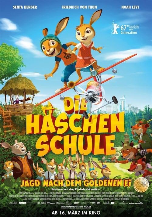 Filme Die Häschenschule – Jagd nach dem Goldenen Ei Online