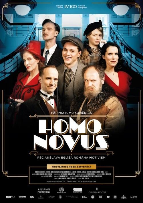 Mira Homo Novus En Buena Calidad Gratis