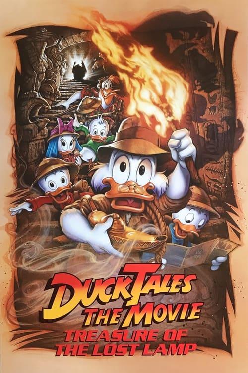 DuckTales the Movie: Treasure of the Lost Lamp ( Ördek Şehri: Kayıp Lambanın Sırrı )