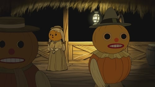 Over the Garden Wall - Season 1 - Episode 2: Hard Times at the Huskin' Bee