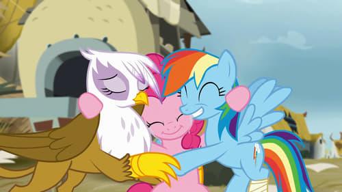 My Little Pony: Friendship Is Magic: Season 5 – Épisode The Lost Treasure of Griffonstone