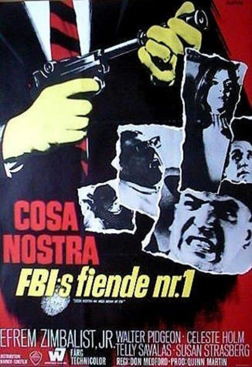 Cosa Nostra, Arch Enemy of the FBI (1967)