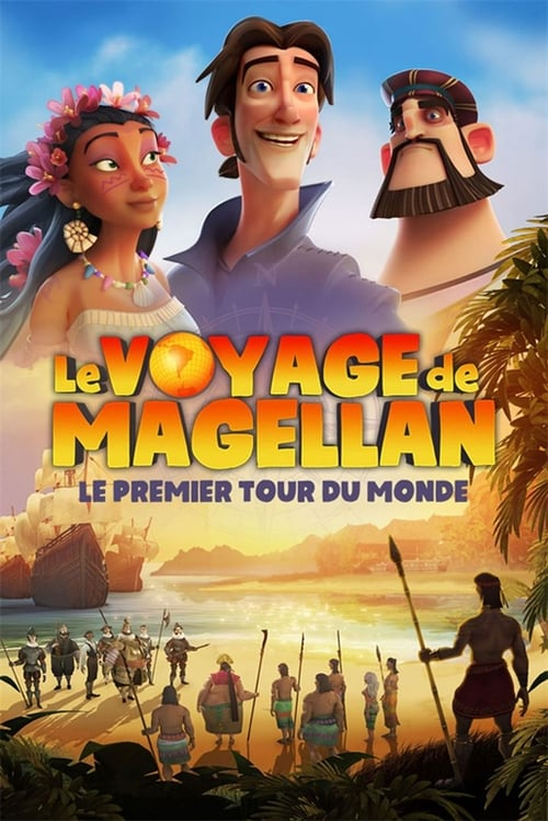 Le Voyage de Magellan : le premier tour du monde (2019)