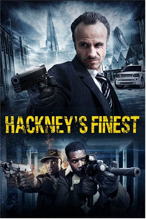 Hackney's Finest (2014) Poster