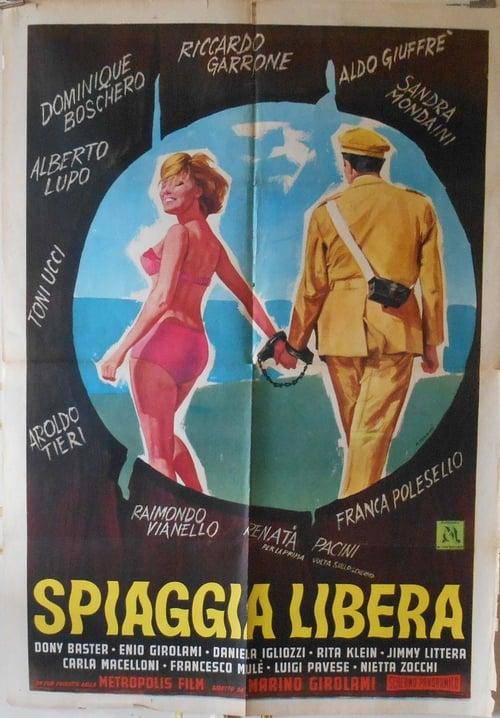 Mira La Película Spiaggia libera En Buena Calidad Gratis