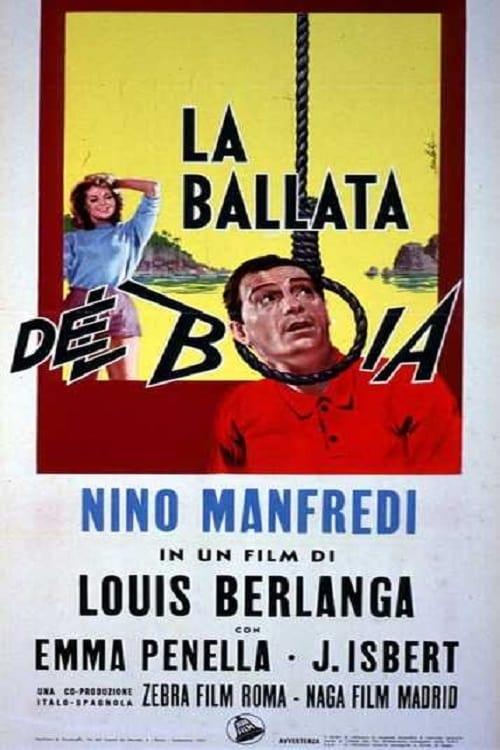 La ballata del boia (1963)