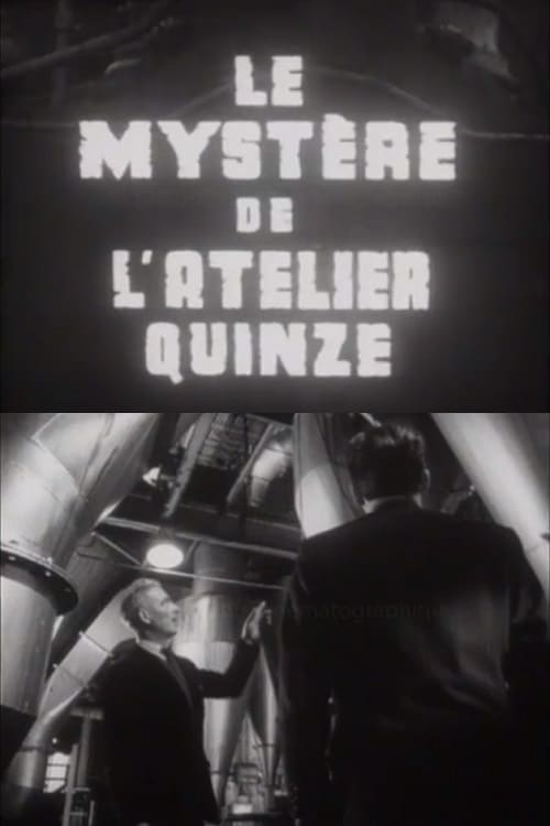 The Mystery of Workshop 15 (1957)