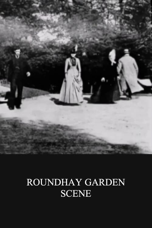 Roundhay Garden Scene 1888 Cast Crew The Movie Database Tmdb